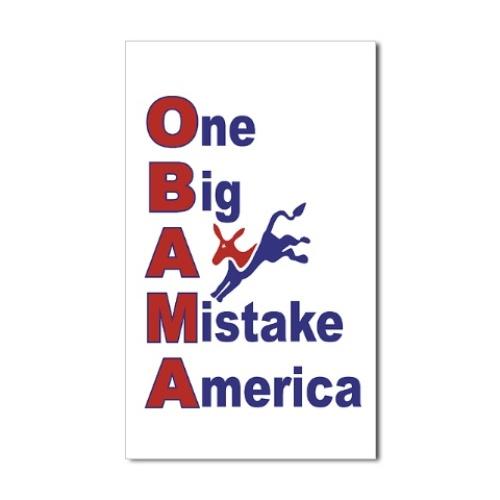obamamistake Obama   Mistake (?) Politics Humor