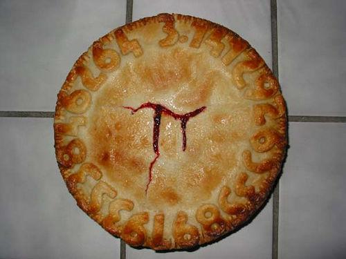 Pi Pi Science! Food