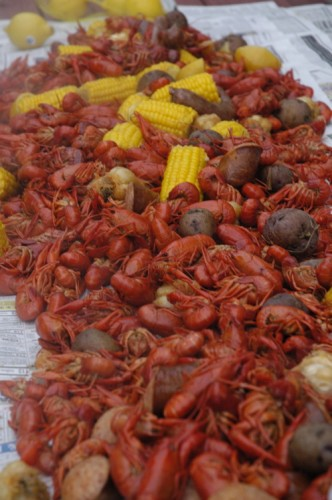 Ft Morgan crawfish 332x500 Crawfish Boil! wtf Food