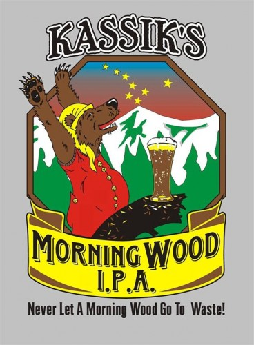 IPA Gray (Large) 368x500 Morning Wood Beer Alcohol