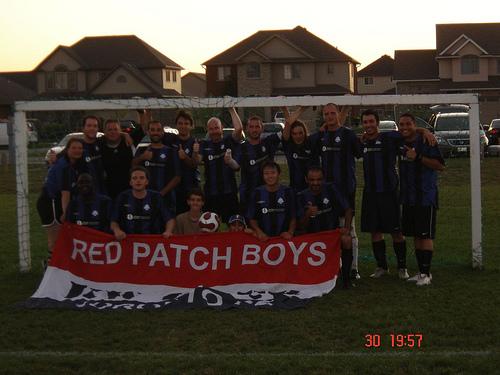 rpb red patch boys RPB