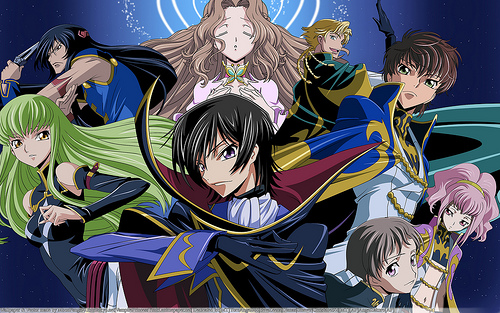 Code geass Code Geass Television Animated Image