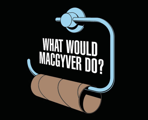 mcgyver what would who do? Television