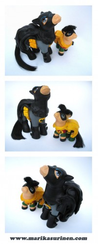 2 201x499 My Little Pony Mods Toys batman
