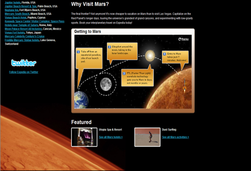 Mars 500x341 Travel to Mars Humor