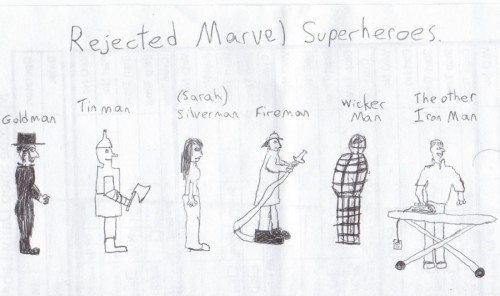 rmarv 500x296 rejected by  marvel Humor Comic Books