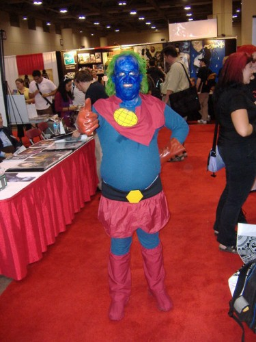 cpdownhill 375x500 Captain Planet  wtf Television cosplay