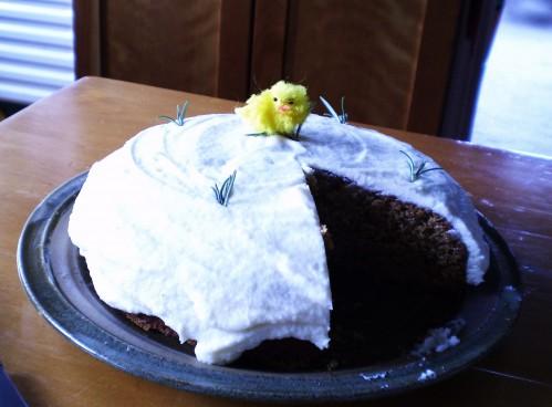 cake 499x368 Easter Cake, Rubiks Cube wtf Humor Gaming Food