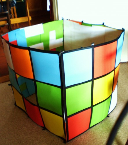 cube 443x500 Easter Cake, Rubiks Cube wtf Humor Gaming Food