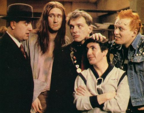YOUNGONES 500x391 The Young Ones Television