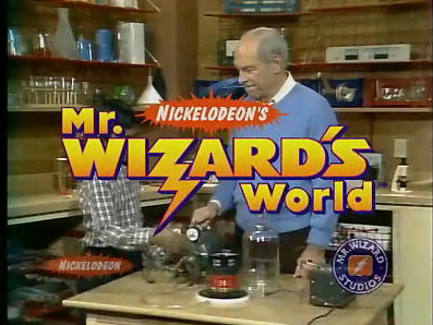 mrwizard Mr. Wizard Television