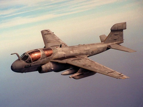 intruder1 500x375 Deadly Aircraft Sexy