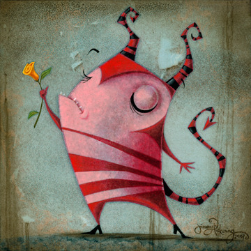 Devil 06 Devil red