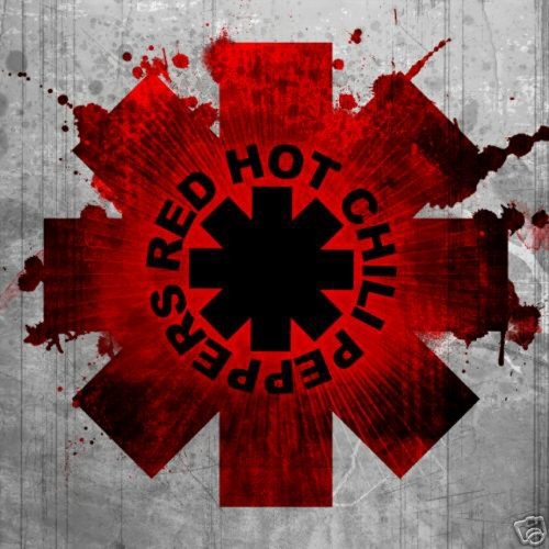 RHCP 500x500 Red Hot Chili Peppers Sexy red Music