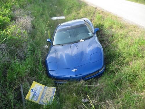 vettefail1 500x375 Corvette FAIL! Fail