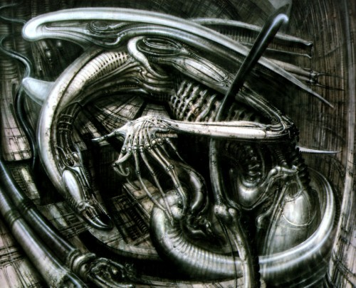 protoAlien 500x405 proto Alien Movies Art