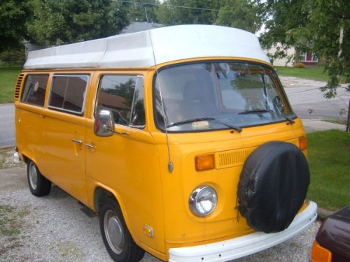 van1 500x375 VW Bus Cars