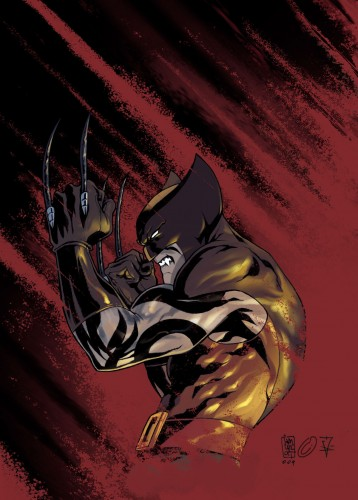 DarkWolverine promo 358x500 Wolverine  wtf Comic Books