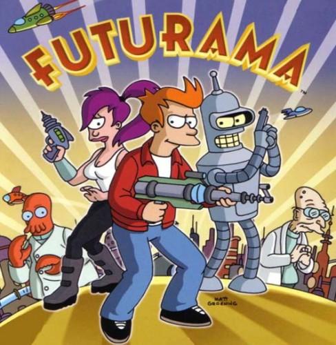 futurama1 488x500 Futurama Television