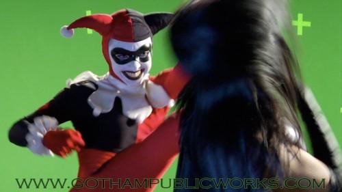 TrailerSCN0199 500x281 Gotham Public Works cosplay Comic Books