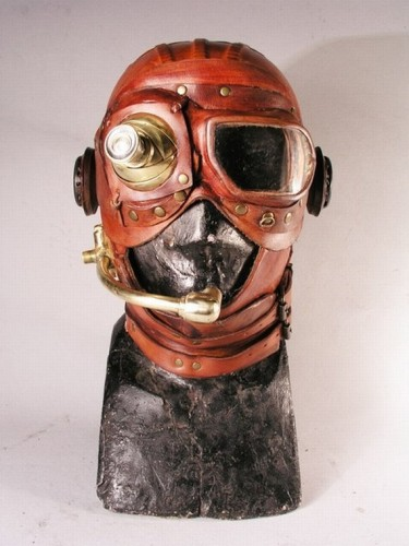 rusteampunkmask1 375x500 steampunk masks wtf Gas Masks