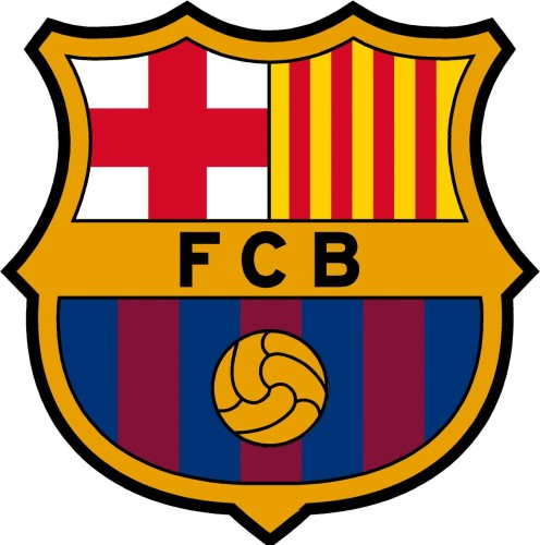 FC Barcelona logo 496x500 Clubs I support Sports
