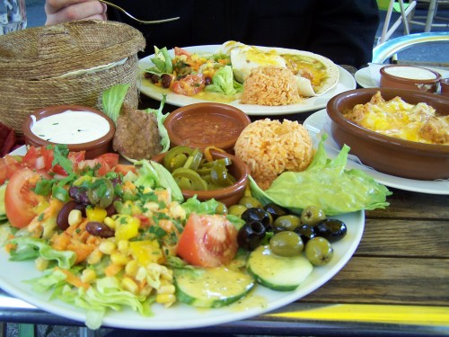 German Mexican Food