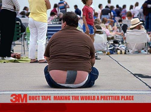 ImageMA26997555 0001 Duct Tape   Making The World A Prettier Place wtf Humor