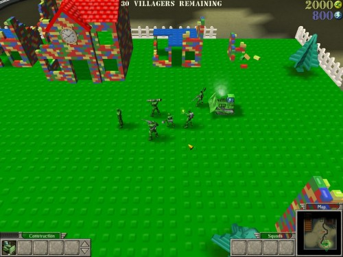 Screenshot 12 500x375 PC game Armymen RTS screenshots Legos Gaming