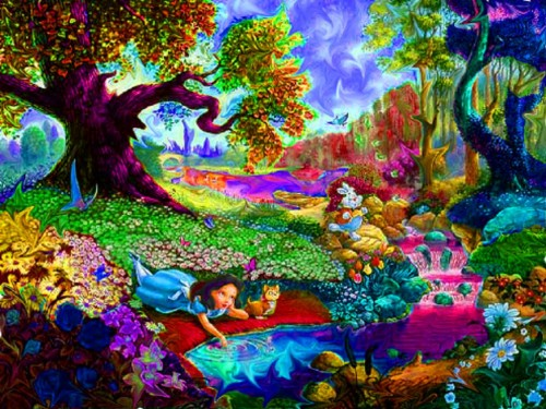 trippy 500x375 Trippy art Awesome Things