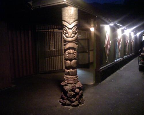 tikitotem 500x400 Tiki Totem and Mask Tiki
