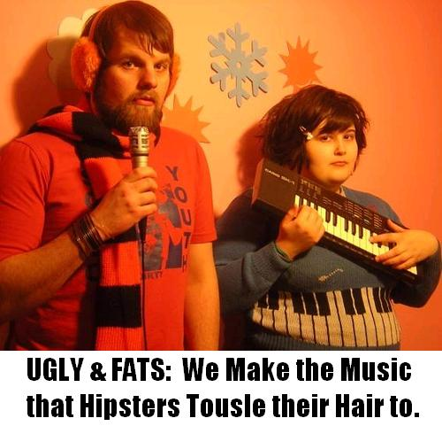UGLY & FATS wtf Music