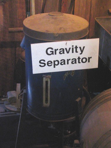 Gravity Separator 375x500 Gravity Separator Technology Science!