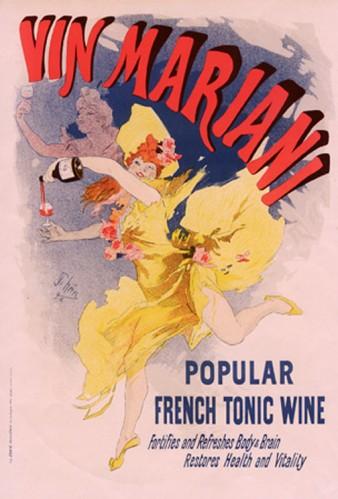 Vin Mariani 2 338x499 Mariani wine Politics Alcohol