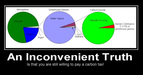 carbontax 500x262 An Inconvenient Truth Politics