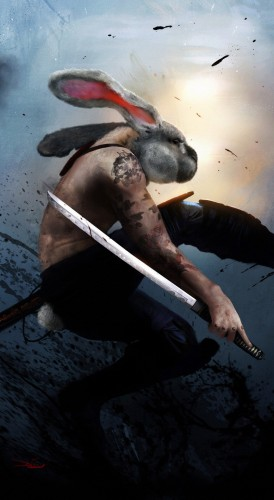 Bunny Warrior
