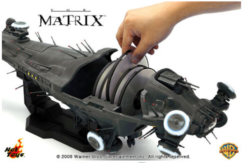 picture 105 500x337 Matrix Trilogy comes in neat toy Nebuchadnezzar wtf Toys Movies