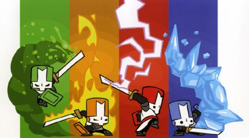 Castle Crashers 500x277 Castle Crashers Gaming
