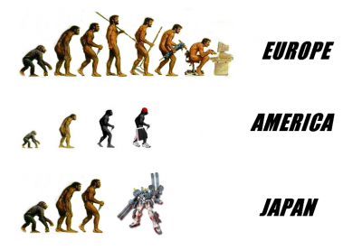 racist evolution 2.thumbnail Racist Steps of Evolution Part 2 Racist Humor
