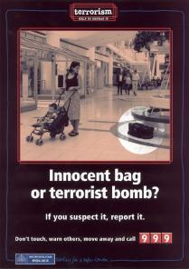 innocent bag.thumbnail Innocent Bag or TERRORIST BOMB?!?!?!?!? Politics Humor