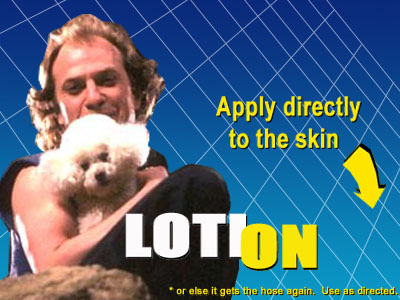 lotion Loti on wtf Movies Humor