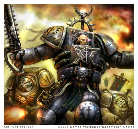 death wing veterans by karichristensen Dark Angels Death Wing Space Marines Warhammer 40k Fantasy   Science Fiction