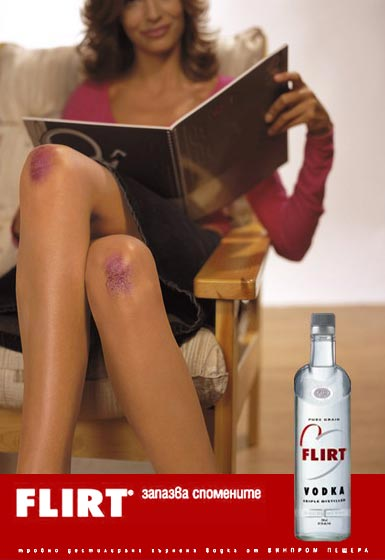 news photo image large 1250 1  Flirt Vodka Advertisement Sexy Humor Forum Fodder Advertisements