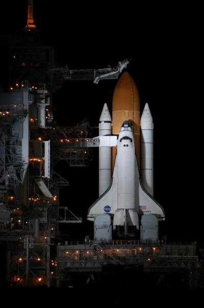 shuttle high def.thumbnail Space Shuttle In HD Space