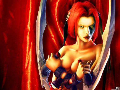 101 160028.thumbnail Bloodrayne Sexy Gaming Fantasy   Science Fiction
