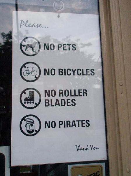 no pirates.thumbnail No Pirates wtf Humor