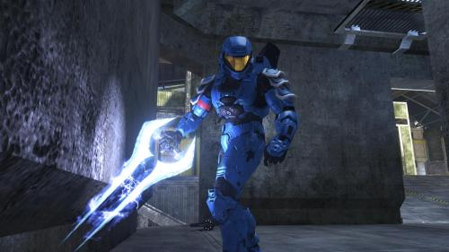 halo 3 top gun pose.thumbnail Halo 3 Plasma Sword Wallpaper Gaming Fantasy   Science Fiction