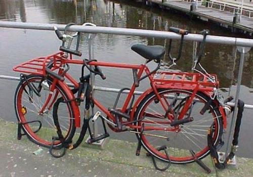 locked-bike