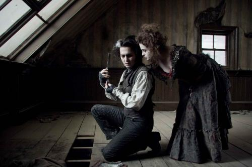 sweeney todd wallpaper.thumbnail Sweeney Todd Wallpaper Movies