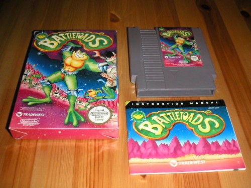 battletoads nes 500x375 Battletoads NES game Humor Gaming